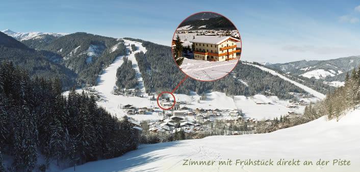 umgebung flachau österreich